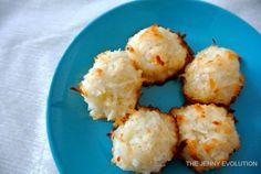 Christmas Coconut Macaroons Recipe