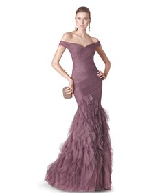 La colección #fiesta2015 que no te puedes perder #vestidosdefiesta #trajesdenoche #moda #tendencias #madrinas #looksdebodaparainvitadas