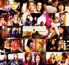 Haley and Brooke friendship! Beautiful!
