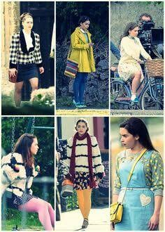 Outfits I want  From Me Before You. Starring Emilia Clarke and Sam Claflin