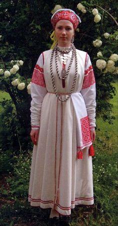 Estonian Folk Costumes