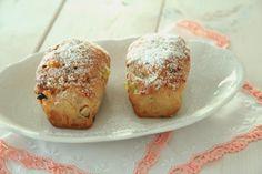 Die Glücklichmacherei: Mini-Marzipan-Stollen 〖Foodblogger Adventkalender〗