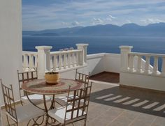 Villa in Elounda Crete Island, Luxury Holidays, Outdoor Furniture Sets, Outdoor Decor, Luxury Villa, Luxury Living, My Dream Home, Greece
