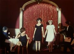 Daisies, 1966 Czech film - they each wear the same dresses throughout but in different colours - I'd like them all Love Movie, Movie Tv, Daisies 1966, Valley Of The Dolls, Film Inspiration, Moving Pictures, Film Stills, Cinematography, Apocalypse