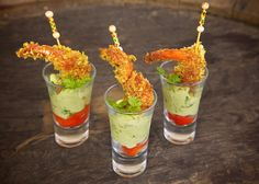 Moroccan-Spiced Prawns with Panko Crumbs