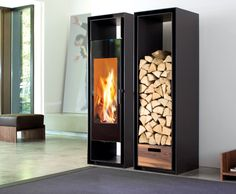 Chimney stove gate - skantherm - We are on fire
