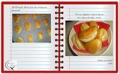 Θα σε κάνω Μαγείρισσα!: Αφράτα Τυροπιτάκια! Blog, Blogging