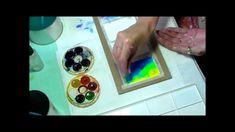 Watercolor Backgrounds For your Zentangle ZIA pieces Watercolour Tutorials, Watercolor Techniques, Painting Techniques, You Doodle, Doodle Art, Watercolor Background, Watercolor Art, Colored Pencil Tutorial, Drawing Letters
