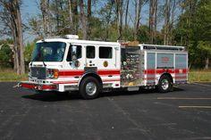 Union Twp, OH FD Engine 51 2006 ALF Eagle 1500/500 /20A /20B Pumper