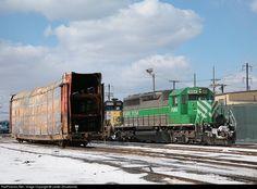 RailPictures.Net Photo: FURX 3034 First Union Rail (FURX) EMD SD40-2 at Newark, New Jersey by Lester Zmudzinski