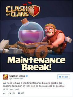 Actualización Clash of Clans: diciembre 2015 nuevos cambios