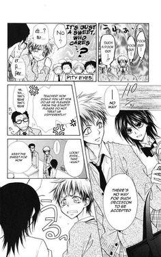 Kaichou wa Maid-sama! - chapter 26 - #14