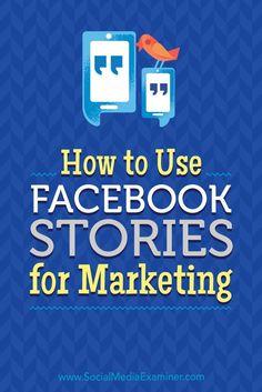 Facebook Stories bri