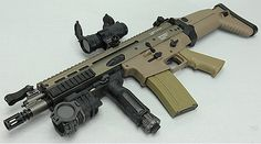SCAR L - Assault Rifles - Call of Duty  #call of duty weapons