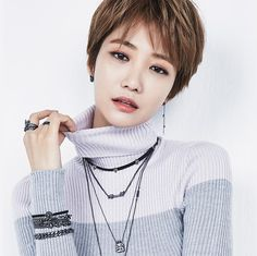 Actress Go Joon Hee joins the YG Family