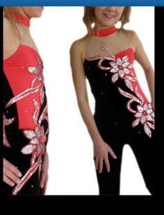 Acrobatics-suit-dance-Vaulting-Circus-Contortion-gymnastics-leotard-Costume