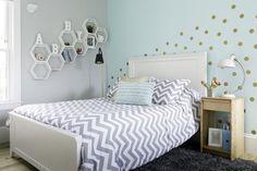 Дизайн комнаты для девочки-подростка от AnaVera Design