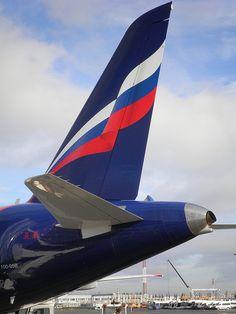 Aeroflot - Russian Airlines, Sukhoi Superjet 100-95 (Russian Regeonal Jet RRJ95B), Named: M. Vodopyanov, RA-89001