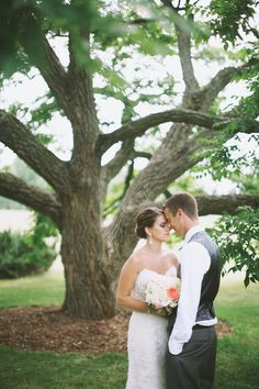 love sweet love, a beautiful photo of the bride and groom at this pretty garden wedding by Simply Jessie Photography