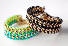 Tạo Vòng Tay xinh xắn thể hiện cá tính riêng - Đồ Handmade dễ làm - Đồ handmade đẹp http://dohandmadedep.com/tao-vong-tay-xinh-xan-the-hien-ca-tinh-rieng-do-handmade-de-lam/