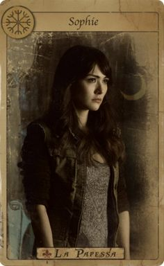 The Originals Promotional Tarot Card For Sophie