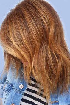 45 Auburn Hair Color Ideas To Look Natural Auburn Hair Color Ideas And Light, Medium Andamp; Light Auburn Hair Color, Reddish Brown Hair Color, Bold Hair Color, Hair Color Highlights, Hair Color Balayage, Brown Hair Colors, Subtle Balayage, Hair Colours, Natural Auburn Hair
