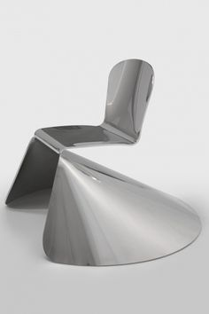 Archiduchaise by Xavier Lust.  Mirror polished aluminium