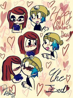Valentine's Day with GrojBand by JaneDiamond31