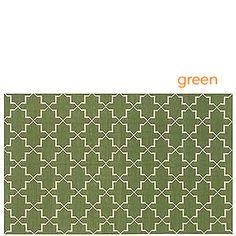 modern color, old world pattern