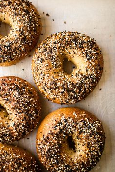 The 41 Best Bread Recipes That Don& Require a Sourdough Starter Ny Style, New York Style, Best Bread Recipe, Bagel Recipe, Bread Recipes, Easy Zucchini Bread, Making Pizza Dough, Spiced Pecans, Chocolate Banana Bread