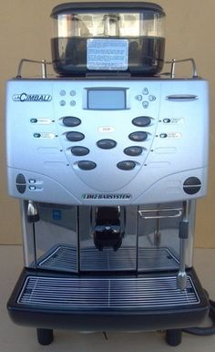 la cimbali m30 dosatron cappuccino espresso machine. Black Bedroom Furniture Sets. Home Design Ideas