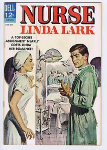 Nurse Linda Lark Comic #8 (1963)