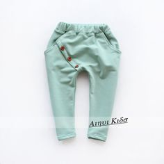 Free shipping new  Hot sale 2015 Autumn children girl boys pants boys trousers harem pants kids girls for pants cotton 2-7Y