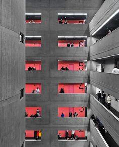 Sramkova architekti · Faculty of Architecture, CTU in Prague · Divisare