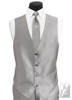 Silver Swagger Tuxedo Vest from http://www.mytuxedocatalog.com/catalog/vests/VM999-Silver-Swagger-Tuxedo-Vest