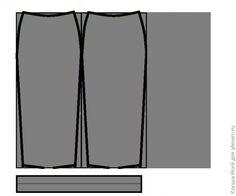 Трикотажную юбку сшить очень легко и с этим справится даже начинающая швея. У меня на такое изделие ушло 30 минут моего свободного времени. У тех кто только начал свое знакомство с...