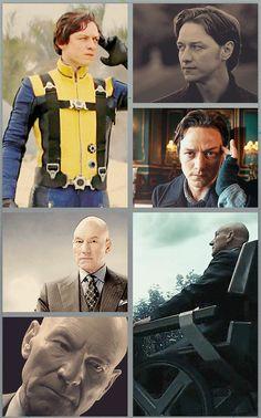 Charles Xavier/ Professor X Marvel Heroes, Marvel Comics, Professor Xavier, Car Rims, Comic Villains, Charles Xavier, Cherik, James Mcavoy, Comic Movies