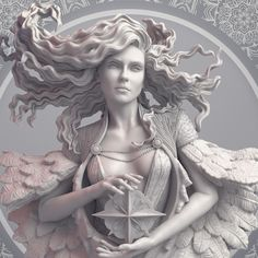 The idea came from Ayurveda. Ayurveda Vata, Art Visionnaire, Greek Art, Angel Art, Dragon Art, Amazing Art, Art Dolls, Fantasy Art, Concept Art