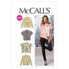 Mccall Pattern M6651 8-10-12-14-Mccall Pattern