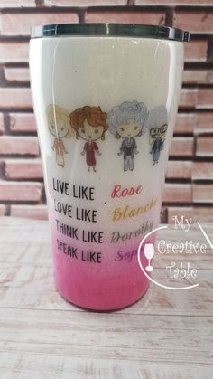 Coffee Gifts For Delivery Prime Diy Tumblers, Custom Tumblers, Glitter Tumblers, Coffee Tumbler, Tumbler Cups, Travel Coffee Cup, Coffee Cups, Girls Tumbler, Mom Tumbler