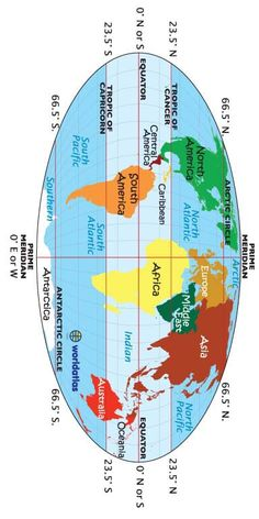 Pics For Prime Meridian World Map