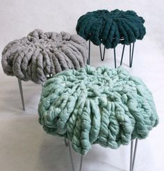 Les design écologique imaginé par Ronel Jordaan