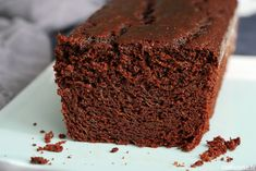 Cake chocolat courgette This zucchini chocolate cake recipe is one of the summer classics. British Desserts, Chocolate Courgette Cake, Chocolate Cake, Cake Courgette, Zucchini Cake, Easy Cake Recipes, Easy Desserts, Dessert Recipes, Dessert Healthy