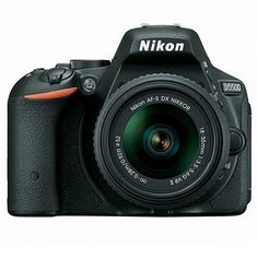 Nikon D5500 24.2 Megapixel Digital SLR Camera with Lens - 18 mm - 55 mm 1546 31...