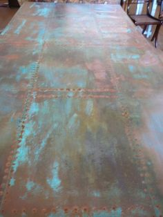 1000 Images About Copper Finish On Pinterest Patinas