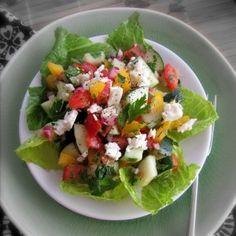 Diced Greek Salad 3b