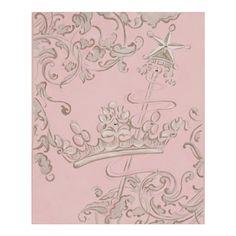 Gray Lavish Crown | Carousel Designs