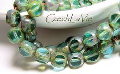 New Beads  http://www.etsy.com/shop/CzechLaVie