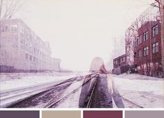 *Lovely Clusters - The Pretty Blog: Search results for color inspiration -- similar colors but cooler