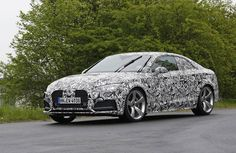 2018 Audi RS5 Design and Engine